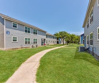 St. Laurent, Kieberger Elementary School, Aransas Pass, TX