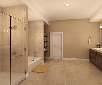 Bathroom, The Marin