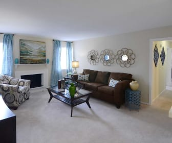 Living Room, The Reserve at Mt. Moriah
