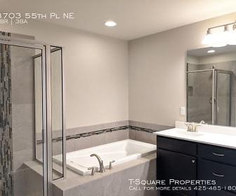 Bathroom, 8703 55th Pl NE