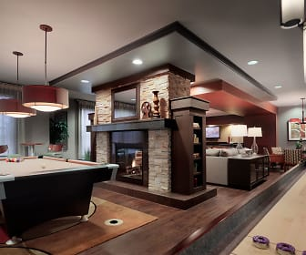 Clubhouse, Aura at Towne Place