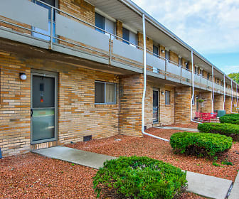 Country Club Apartments, Millbury, OH