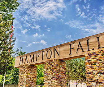 Hampton Falls, Big Cove, AL