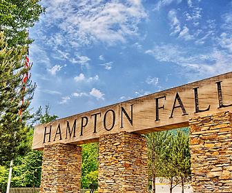 Community Signage, Hampton Falls