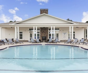 Pool, Beach House at Amelia