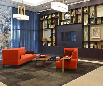 Clubhouse, Spectra Boutique Downtown Apartments