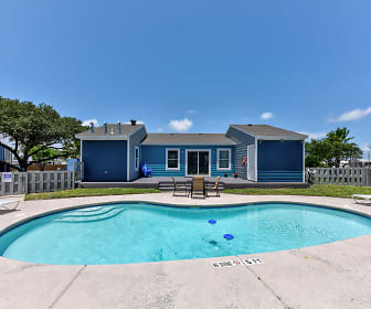 Bay Shore Apartments, Aransas Pass, TX