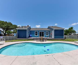 Bay Shore Apartments, Kieberger Elementary School, Aransas Pass, TX