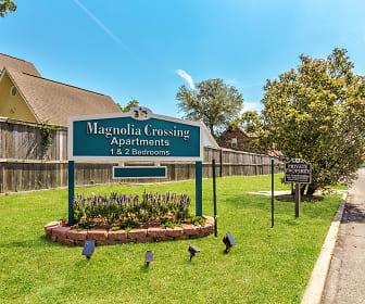 Community Signage, Magnolia Crossing