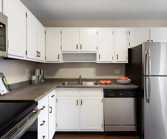 Kitchen, The Calhoun Greenway