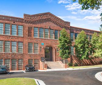 Building, Crogman School Lofts Apartments