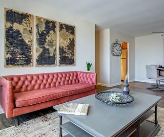 Living Room, Arrive North Shore