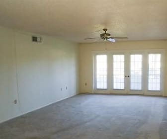 Living Room, 601 Islamorada Blvd Apt 25B