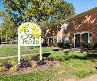 Community Signage, Sage Pointe Apartments/Sage Pointe Townhomes