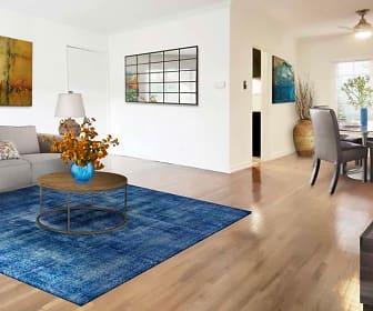 Living Room, Sunset Barrington Gardens