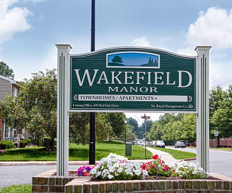 Wakefield Manor, Fallston, MD