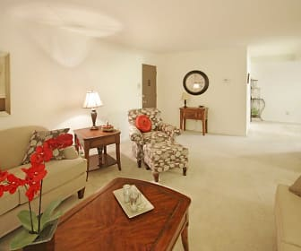 Regency Park Apartments, Eastown, Grand Rapids, MI