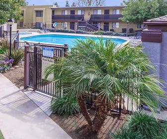 Pool, Heritage Park Alta Loma Senior Living