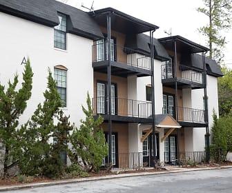 Park Terrace Apartments, Perimeter Center, Sandy Springs, GA