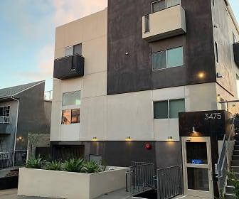 Bentley Ave Townhomes, Mar Vista, Los Angeles, CA