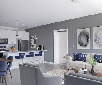 50 Front Luxury Apartments, Binghamton, NY
