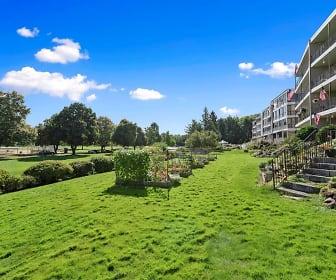 Building, Park View Apartments