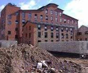 Building, Whitlock Mills