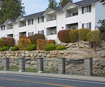 Building, Eagle Rock Apartments