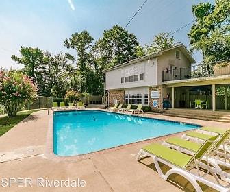 view of swimming pool, PROSPER Riverdale