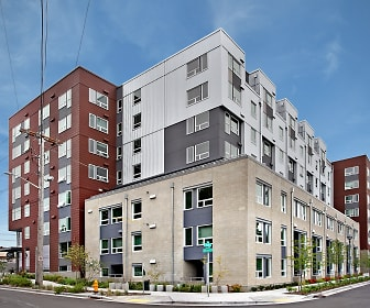 Slate Apartments & Lofts, Catharine Blaine Elementary School, Seattle, WA