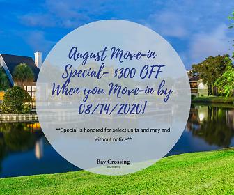 Bay Crossing Apartments, Fairoaks Manhattan Manor, Tampa, FL