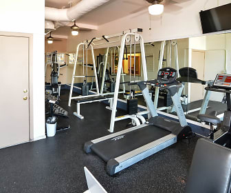 Fitness Weight Room, Springdale Villa
