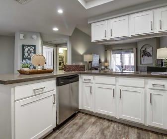 Kitchen, San Melia Apartment Homes