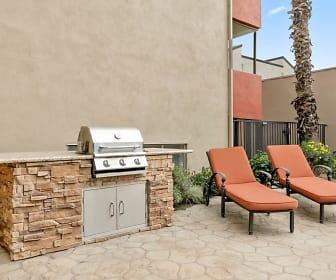 Jaclyn Terrace Apartments, North Hollywood Senior High School, North Hollywood, CA