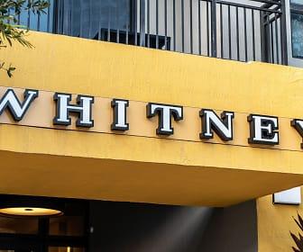 Community Signage, The Whitney