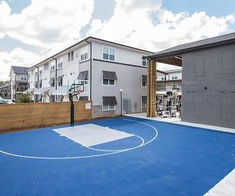 Basketball Court, Wildwood Baton Rouge