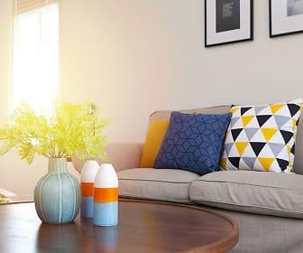 Living Room, Dove Cove