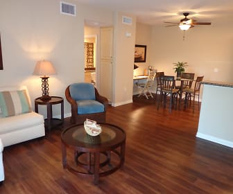 Living Room, Vista Pointe Luxury Apartment Homes