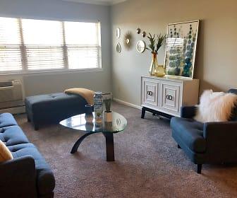 Living Room, Village at Levittown