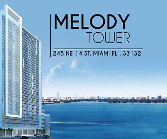Melody Tower, Jose De Diego Middle School, Miami, FL