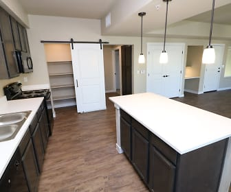Kitchen, Pecos Vista Apartments