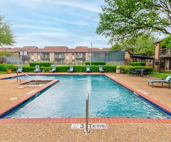 Courtyard, Holford, Garland, TX