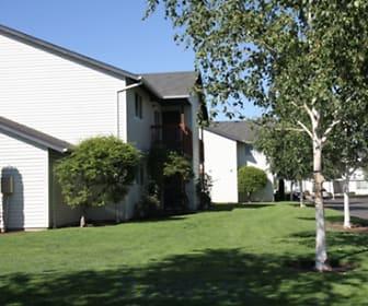 Oak Park Village Apartments, Chemeketa Community College, OR