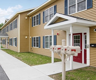 Norwood Village Apartments, Saint Regis Falls, NY