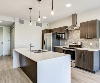 The Homes at Rivers Edge Apartments, Holy Spirit School, Grand Rapids, MI