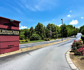 Community Signage, Cross Creek