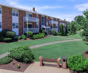 Parkview Apartments, Hop Brook Elementary School, Naugatuck, CT