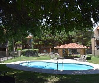Pool, Album Park Apartments
