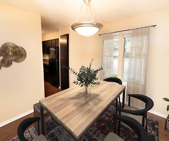 Dining Room, The Hub