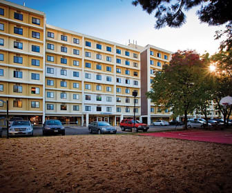 Building, Regent Apartments